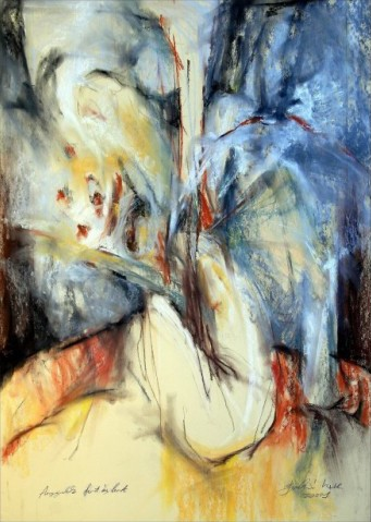 Baranyai Ferenc: Angyalka lent és fent, 2001