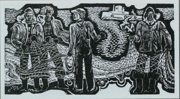 Ötemiszuli Szalamat: Halászok, 1996