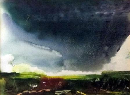 Tamus István: Vihar előtt