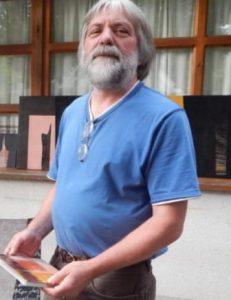 Budaházi Tibor