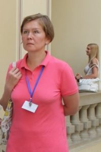 Ludmilla Hozjaseva