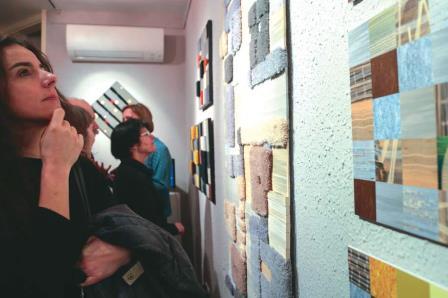 Kiállítás a Várnegyed Galériában, 2018