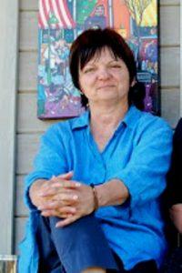Ludvigné Tihanyi Klára művésztelepszervező